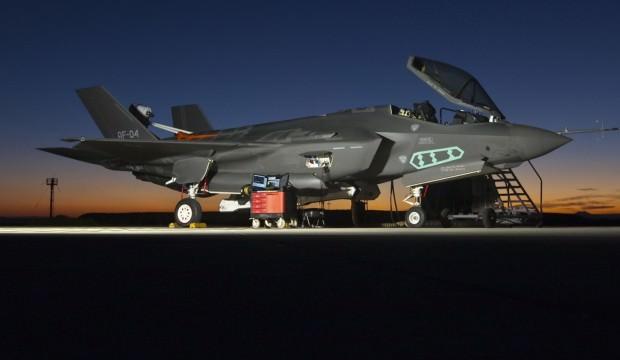 F-35'in teslimatına günler kala yine başladılar…