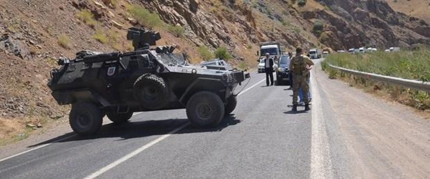 """Hakkari'de """"özel güvenlik bölgesi"""" ilan edildi"""