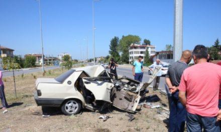 Bayram tatilinde kaza bilançosu : 43 ölü, 293 yaralı