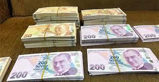 Bütçe açığı ocak-mayıs döneminde 20,5 milyar lira oldu