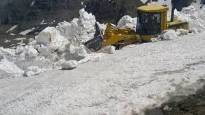 Türkiyede Haziran ayında karla mücadele…