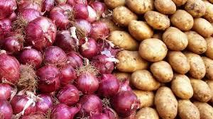 Soğan patates el yakıyor…
