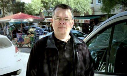 Brunson'ın avukatından ev hapsi ve yurtdışı çıkış yasağına itiraz