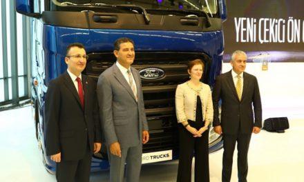 Ford Otosan'dan yüzde 90'ı yerli çekici 'Big Boy'