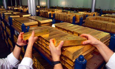 Türkiye altın rezervi sıralamasında 9 basamak düştü