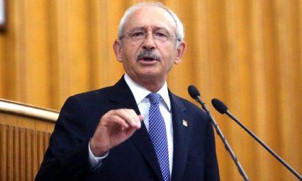 CHP'de 59 İl Başkanından Kemal Kılıçdaroğlu'na Destek Açıklaması