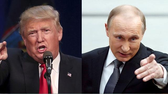 Putin, Trump'ı Moskova'ya davet etti!