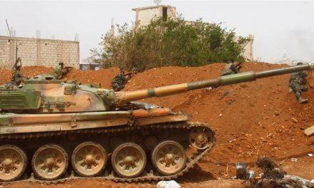 Esad rejimi Ürdün sınırına yerleşti