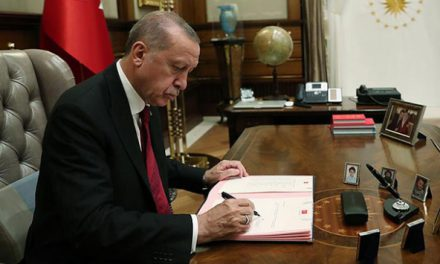 Cumhurbaşkanı Erdoğan'dan ABD'ye yanıt
