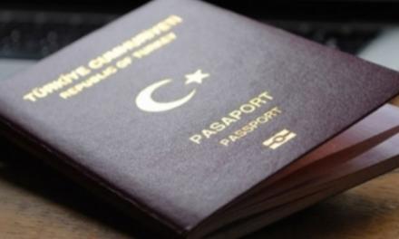 155 bin 350 kişinin pasaportlarındaki iptal şerhi kaldırıldı