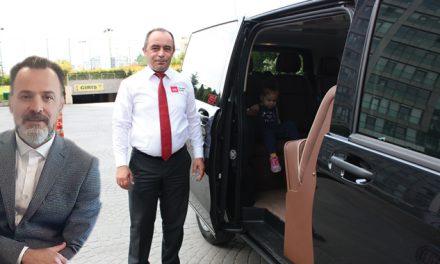 Türk usulü UBER hizmete başladı