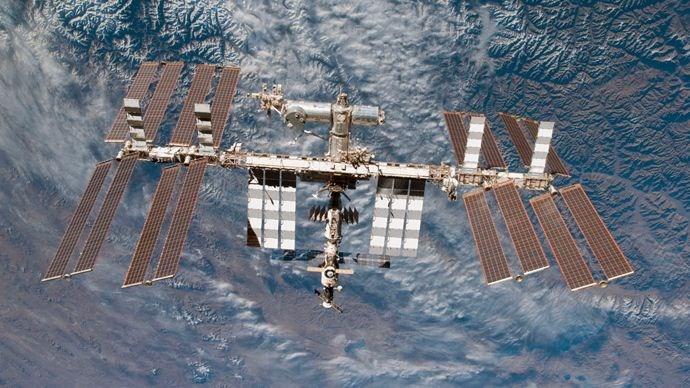 """Yörüngedeki astronottan """"felaket"""" paylaşımı"""