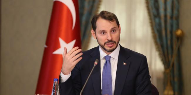 Bakan Berat Albayrak'tan son dakika açıklaması: Artık dolar güvenilirliğini yitirdi