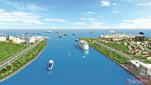 Kanal İstanbul ile 19 ilçe ada hâline geliyor