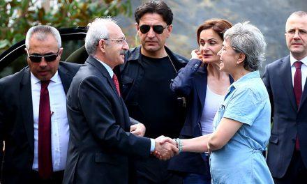 Kılıçdaroğlu: ABD'li bakanlar için aynı karar alınmalı