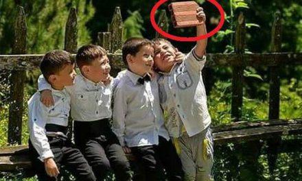 Tuğlayla selfie yapmışlardı… Hayalleri gerçek oldu