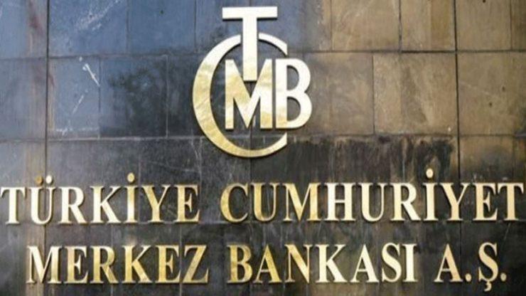 Merkez Bankası Rezerv ve Döviz Likiditesi verilerini açıkladı
