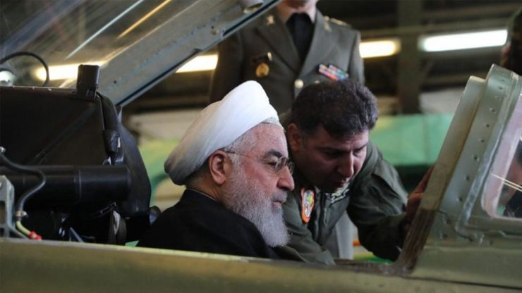Ruhani'den Trump'a zehir zemberek sözler: Ona cesaret geldi