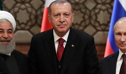 Cumhurbaşkanı Erdoğan İran'a gidiyor (Üçlü zirve)