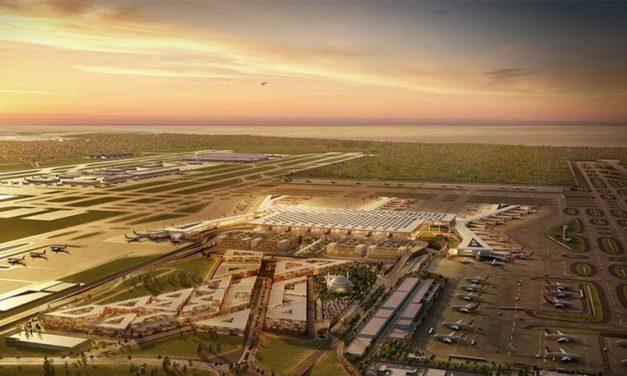 Yeni havalimanı ile ilgili önemli gelişme