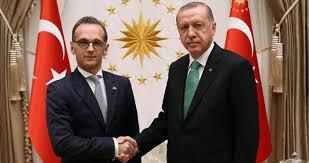 Almanya Dışişleri Bakanı Heiko Maas'tan Türkiye'ye Teşekkür