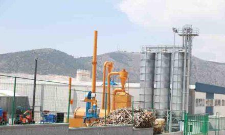 Afyon'da kurulan 27 MWe kapasiteli EBER Biyokütle Yakma Tesisi için Siemens SST-600 Buhar Türbini tercih edildi