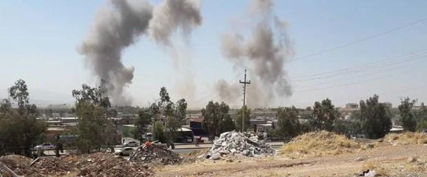 İran güçleri, Erbil'deki KDP-İ kampına saldırdı: 12 ölü
