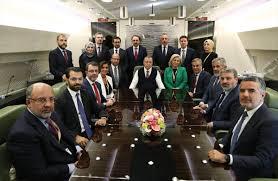 Cumhurbaşkanı Erdoğan: İdlib'de acımasız bir süreç işletiliyor