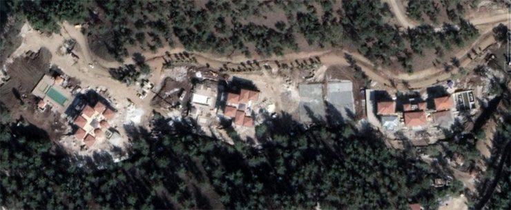 İşte Erdoğan'ın Yazlık Sarayı