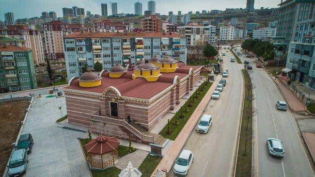 Tasarruf tedbirlerine rağmen… Yaklaşık 3,5 milyon TL'ye Osmanlı Hamamı!