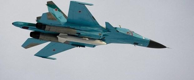 Rusya'dan İdlib'e yeni hava saldırısı
