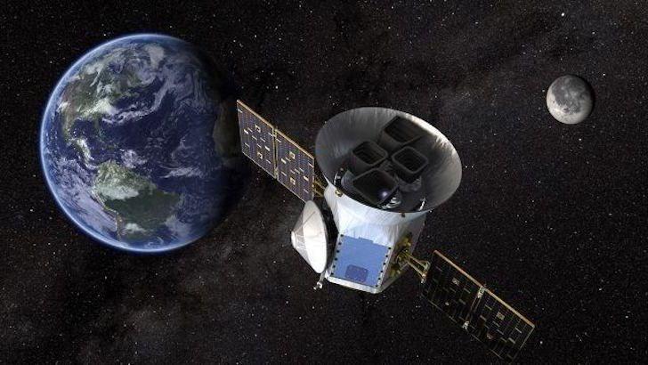 NASA'nın 'gezegen avcısı'ndan ilk kare