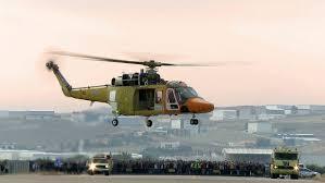 Yerli helikopterin ilk uçuşu gerçekleşti