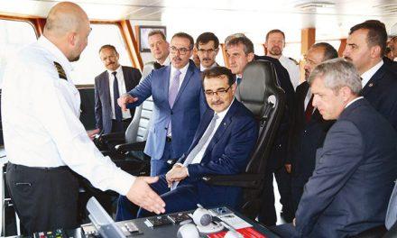 Akdeniz'de ilk sondaj 1-2 aya başlıyor
