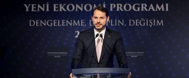 Yeni Ekonomi Programı açıklandı (OVP yerine YEP geldi)