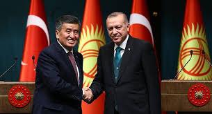 Erdoğan: Pazartesi günü Türk Konseyi'ne katılarak önemli kararlar alacağız