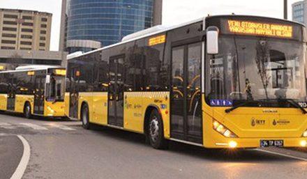 İstanbul'da pazartesi günü toplu ulaşım 8 saat ücretsiz