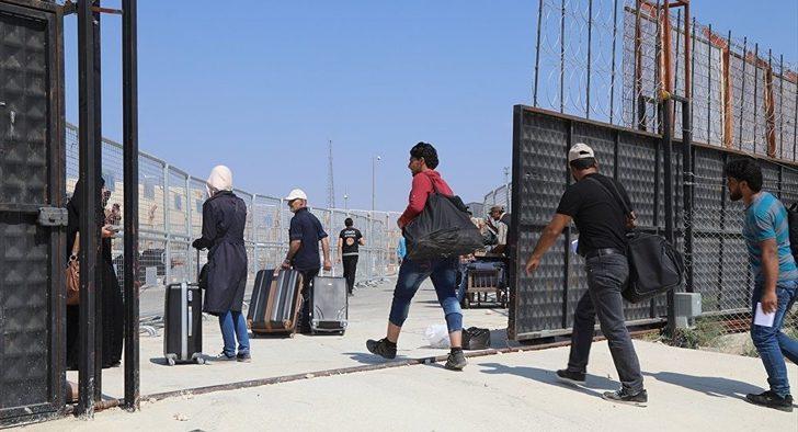 Bayram için ülkesine giden 50 bin Suriyeli, Türkiye'ye dönmedi