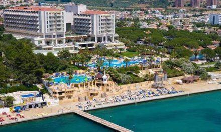 Haluk Ulusoy'un Kuşadası'ndaki ünlü oteli icradan satıldı
