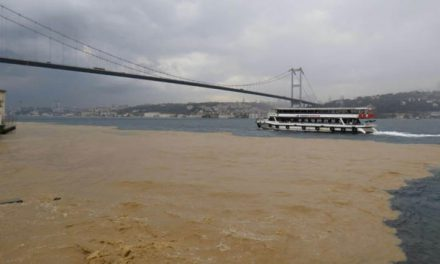 Uyarı gelmişti… İstanbul'da şiddetli yağmur
