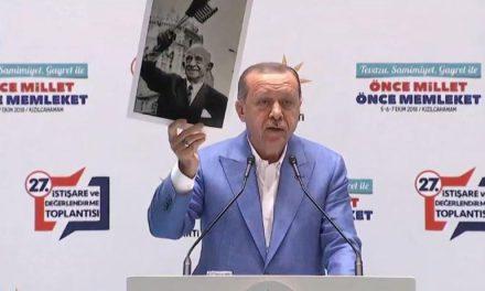 Cumhurbaşkanı Erdoğan Kızılcahamam'da konuştu