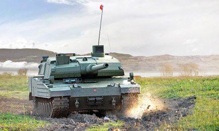 Altay tankının seri üretimi yakında başlıyor (Türkiye'nin yeni nesil yerli silahları)