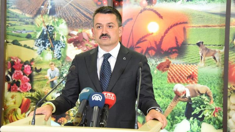 Bakan Pakdemirli: Zincir marketler 50 üründe yüzde 10 indirim yapacak
