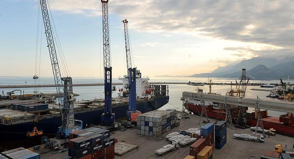 Eylül Ayında Dış Ticaret Açığı Yüzde 77,1 Azalarak 1 Milyar 869 Milyon Dolara Geriledi