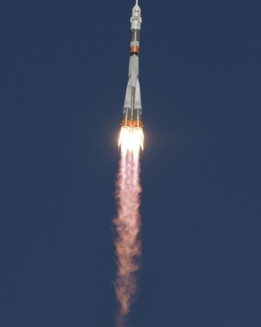 Arızalanan Soyuz uzay aracı acil iniş yaptı