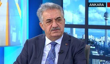 AK Parti'den Melih Gökçek yorumu: İş olsun diye görevden alınmadı