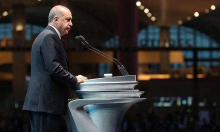 Cumhurbaşkanı Erdoğan, yeni havalimanının ismini açıkladı