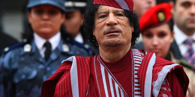 Kaddafi'nin milyarlarını iç ettiler