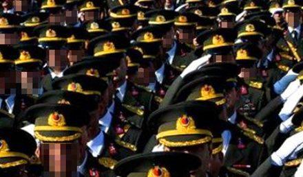 Kara Kuvvetleri'nde FETÖ operasyonu: 40 gözaltı kararı