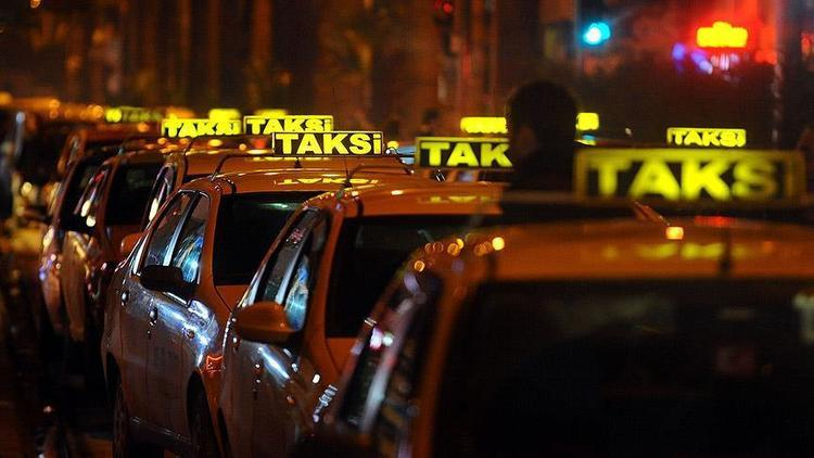 81 ile gönderildi! İçişleri Bakanlığı'ndan taksi genelgesi